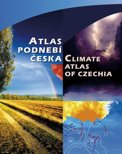 Výsledek obrázku pro atlas podnebí česka