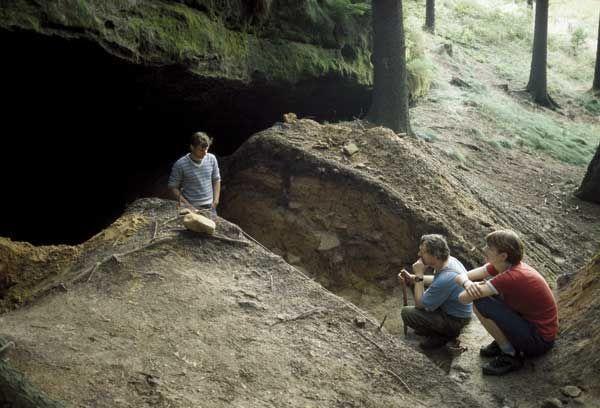 Absolutní věk datování geologie