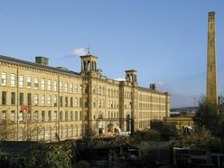 Saltaire a Lister Mills