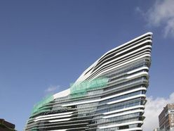 Jockey Club Innovation Tower, Hongkong